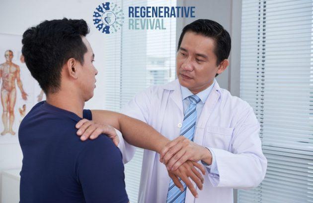shoulder pain doctor the Woodlands